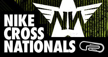 Nike Cross Nationals Logo